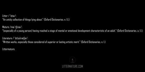 0.1-LitDefinition